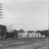 Фото вокзала Барановичи-Полесские 1943 и 1944 годов