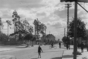 Барановичи, Марынская улица, 1943