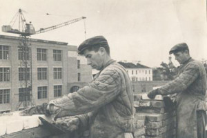 Строительство Швейной фабрики