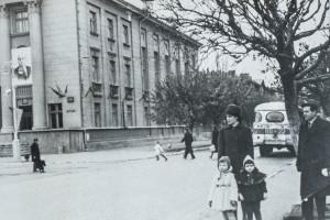 Здание городского Исполкома