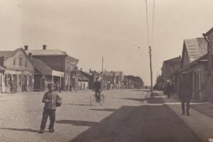 Хауптштрассе (Главная улица)