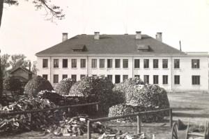 Барановичи. Польская школа, 1942.