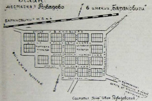 План Розвадова-Барановичи, 1884