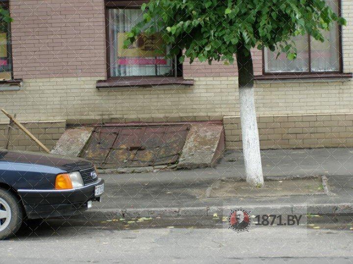 Барановичи, столовая №5