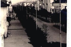 Барановичи, ул.Советская. 1957 год.
