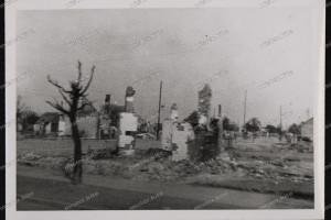 Baranawitschy-Weißrussland-1941-Ruinen-Front-27