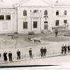 Кинотеатр «Октябрь», фасад, Барановичи