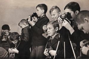 Юные фотографы на занятиях._новый размер