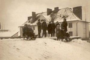 Барановичи, поселок чиновников, вневедомственная охрана