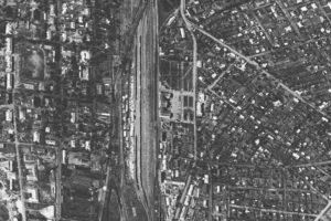 Барановичи, спутниковая съемка 1964