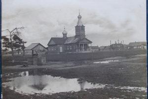 Барановичи. Церковь Смоленской иконы Богородицы