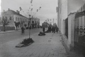 Послевоенная Советская улица