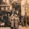 Барановичи. Вагон-гараж походного поезда Николая II