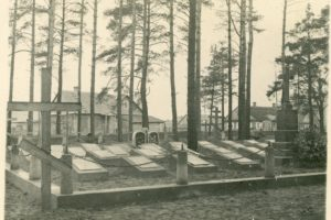 Мемориал русским солдатам, Барановичи. 1915