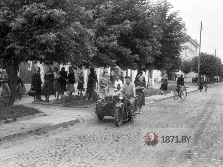 Барановичи, Комсомольская, 1950 Таранда