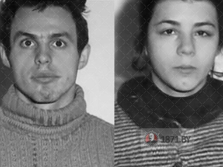 Супруги Калинины, убийцы Холостякова