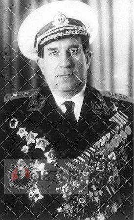 Георгий Никитич Холостяков