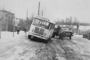 ЗиЛ-158В (ЛиАЗ), Барановичи, Автобус