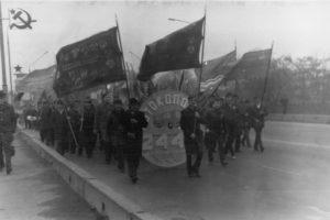 Демонстранция 7 ноября, Барановичи