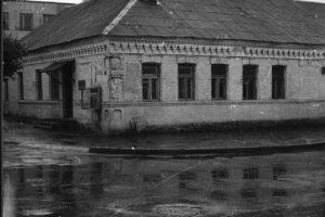 Угол Брестской и Гагарина, Барановичи