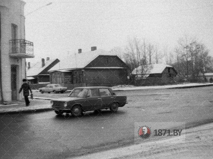 1985.11, перекрёсток ул. Тельмана и Суворова (КП-14855)