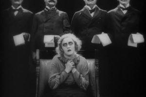 Александра Зорина, Руки орлака, 1924