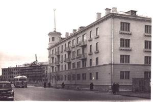Строительство жилого дома в центре г. Барановичи