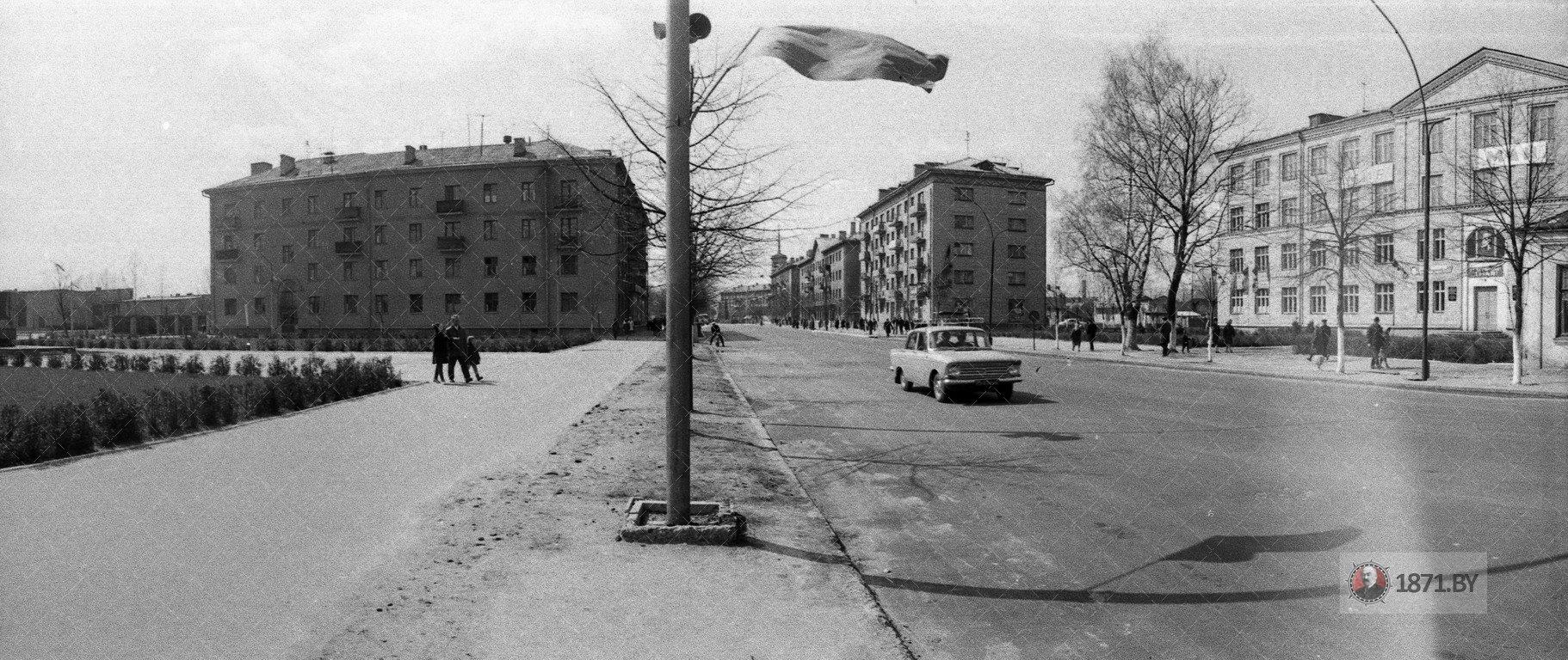 Панорама улицы Ленина