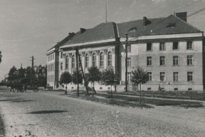 Гебитскомиссариат Барановичи (Бывший Банк)